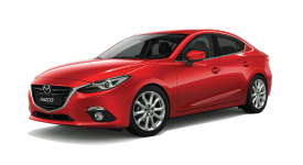 Mazda Lease Special