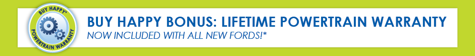 Click to learn more about the Buy Happy Lifetime Powertrain Warranty