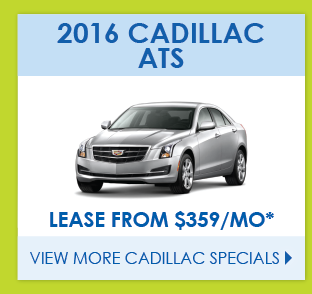 View More Cadillac Specials