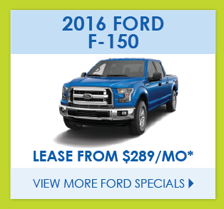 View More Ford Specials