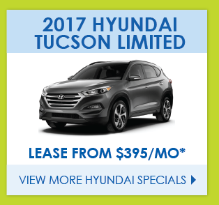 View More Hyundai Specials
