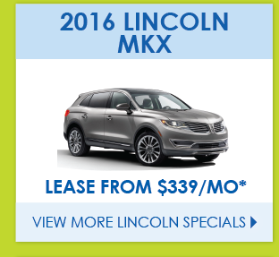 View More Lincoln Specials