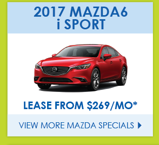 View more Mazda Specials