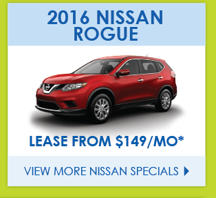 View More Nissan Specials